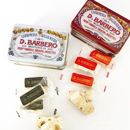 パケ買いお菓子,BARBERO