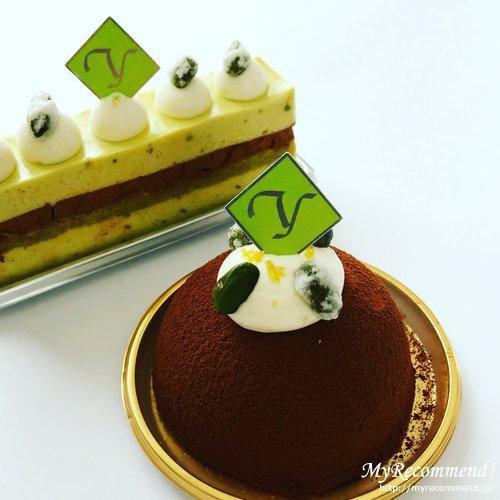 トシ ヨロイヅカ 六本木,ケーキ