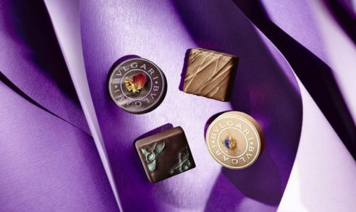 ブルガリ イル・チョコラートのバレンタイン限定チョコレート
