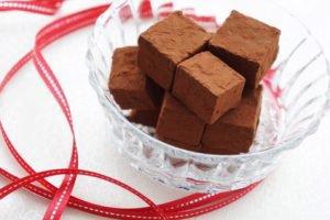 上質な生チョコ&トリュフチョコ!極上の口どけにうっとり!