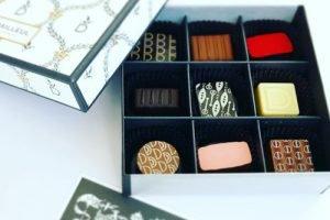 ドゥバイヨルのチョコレート!洗練されたパッケージも魅力