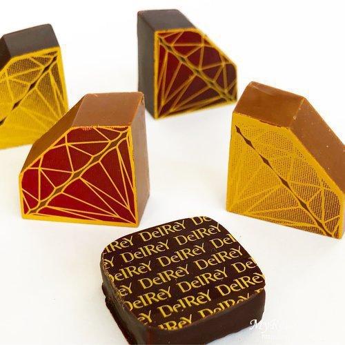 デルレイのダイヤモンドチョコレート