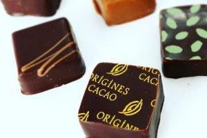 人気ショコラティエのチョコ