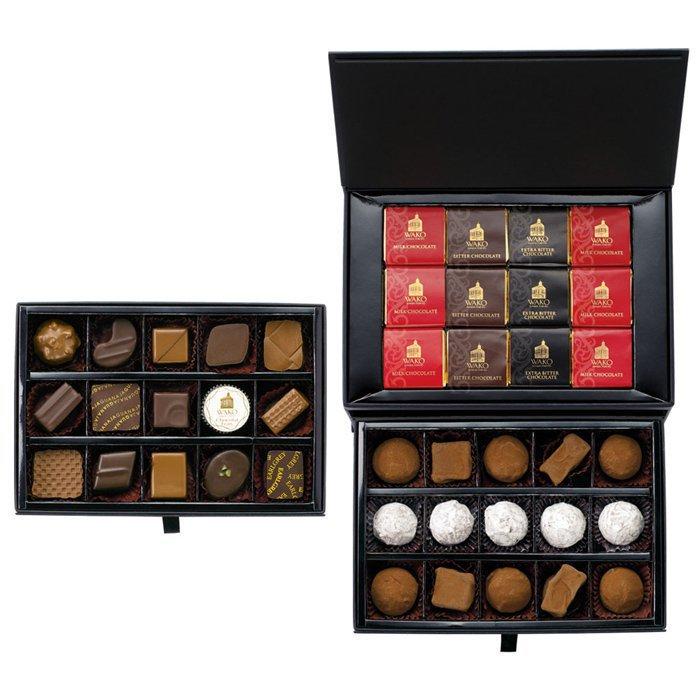 豪華なチョコレートボックス,和光