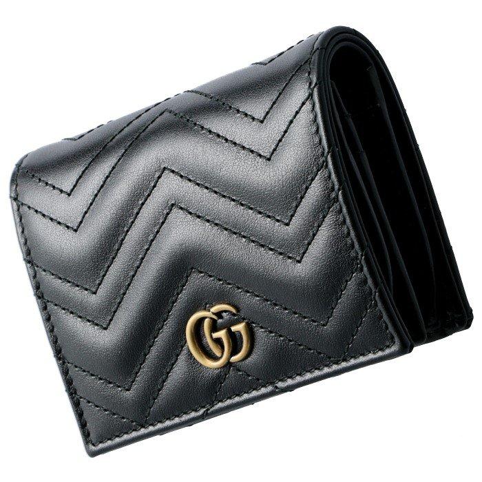 グッチ,二つ折り ミニ財布