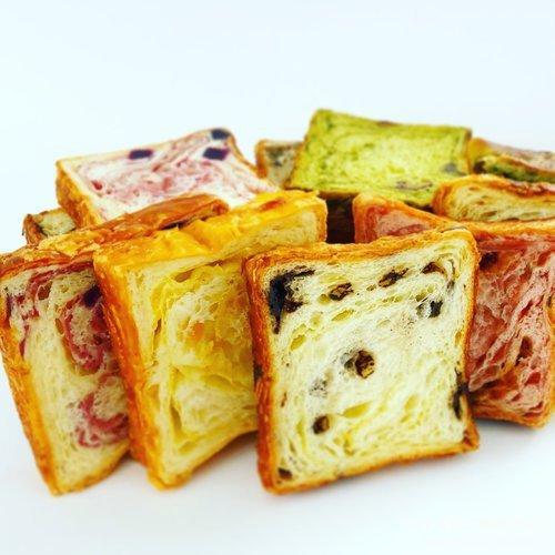 京都祇園ボロニヤ,元祖デニッシュ食パン