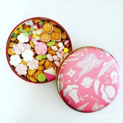 冨貴寄,桜色缶