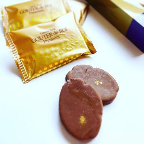 ラスク,チョコレート