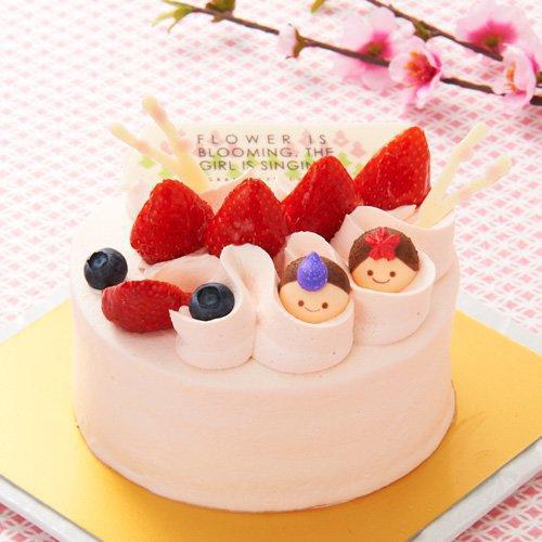 グラマシーニューヨーク,ひな祭りケーキ