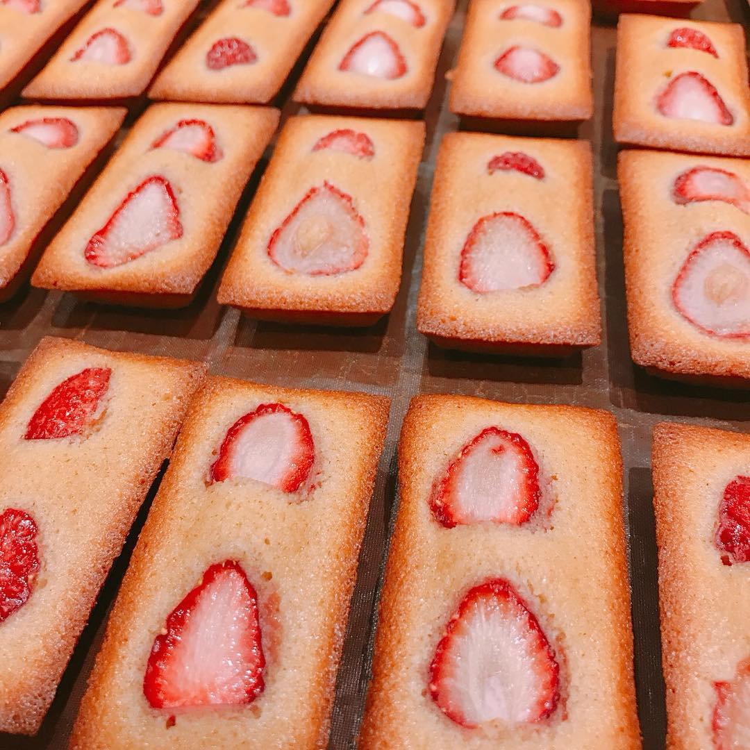 京都,いちごのお菓子専門店