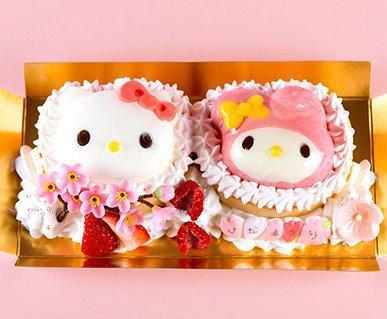 モンシェール,ひな祭りケーキ