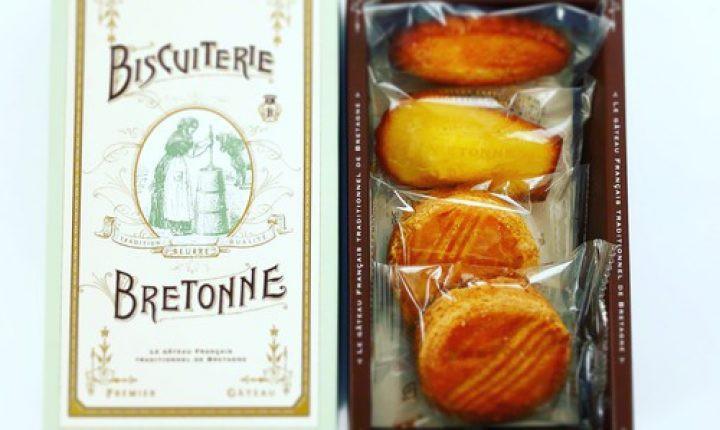 ビスキュイテリエ ブルトンヌ!クッキーや焼き菓子がおすすめ