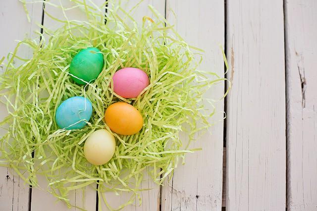 イースター,卵