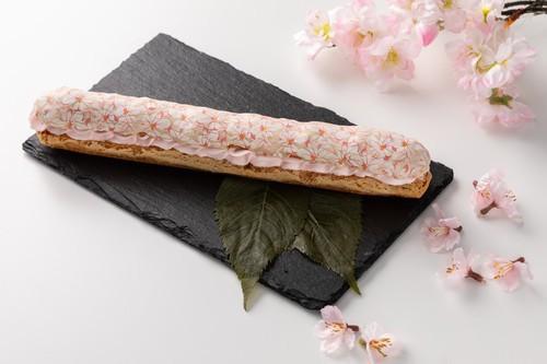 グランド ハイアット 東京,桜のエクレア