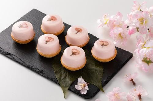 グランド ハイアット 東京,桜のタルトレット