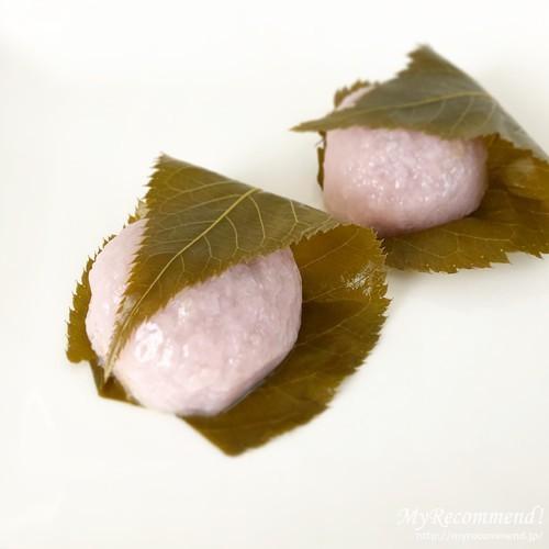 笹屋伊織,桜餅