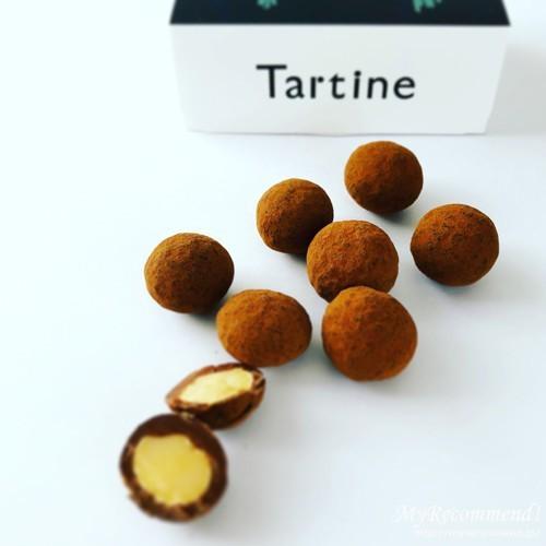 タルティン,マカダミアミルクチョコレート
