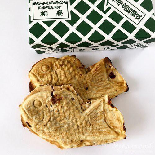 高級鯛焼本舗 柳屋 鯛焼き