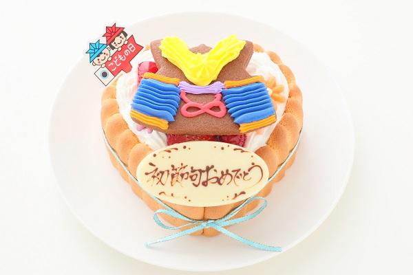 こどもの日ケーキ,乳幼児