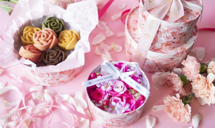 母の日のスイーツ特集2019「お花」と一緒のお菓子ギフトも