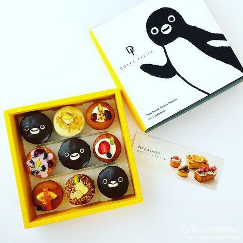 プティパウンド,Suicaのペンギン