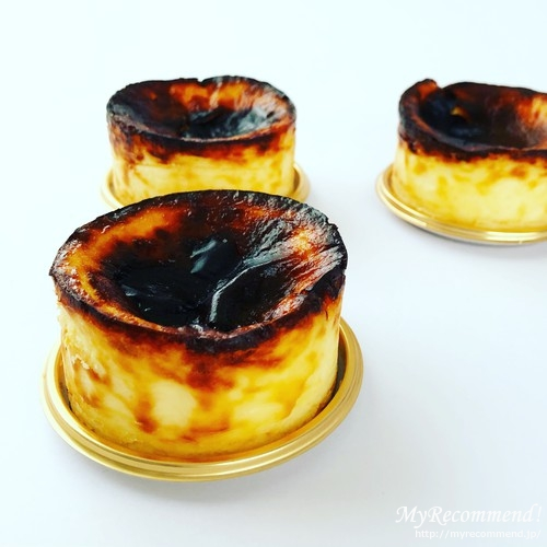 マヨルカ,バスクチーズケーキ