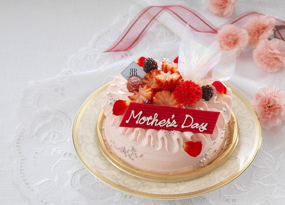リーガロイヤルホテル大阪,母の日ケーキ