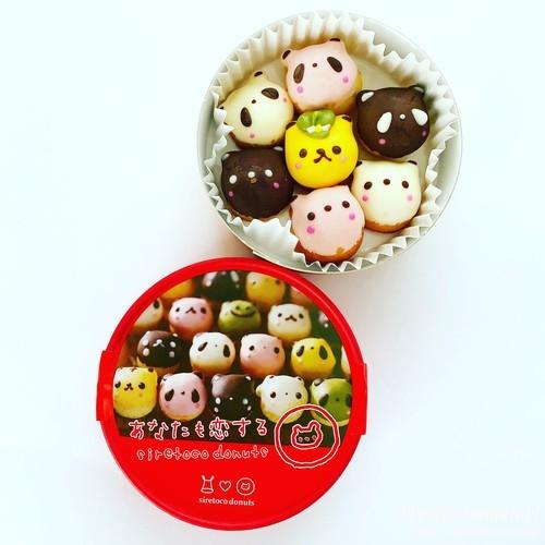 シレトコドーナツ,恋する☆TOKYOクマゴロン