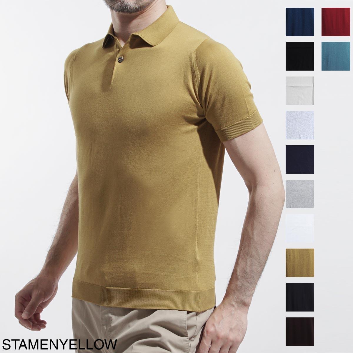 ジョンスメドレー,ポロシャツ