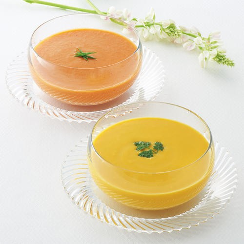 ホテルオークラ,冷製スープセット