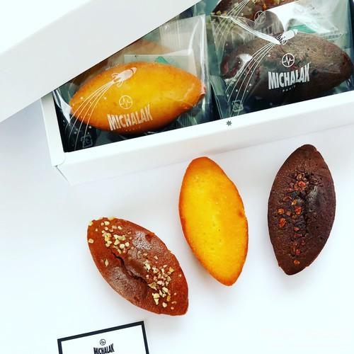 ミシャラク,焼き菓子