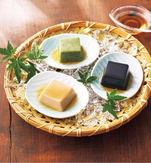美濃吉の胡麻豆腐