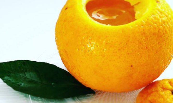 くりぬきゼリーの人気店!新鮮な果実を丸ごと使った特別感!