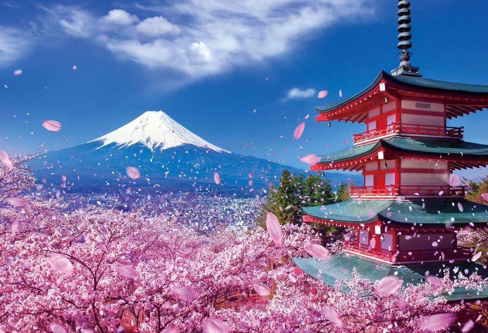 富士山,パズル