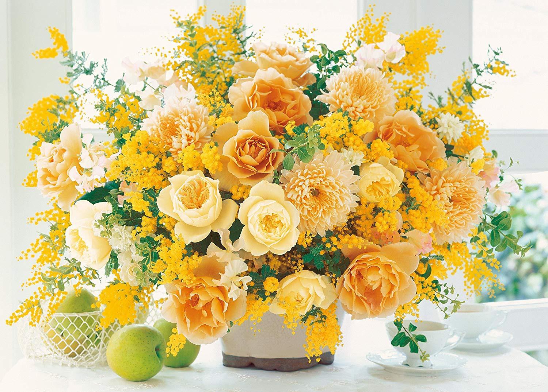 お花のジグソーパズル,おすすめ