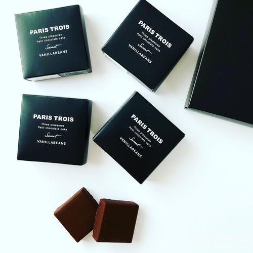 バニラビーンズ チョコレート,パリトロ4個入