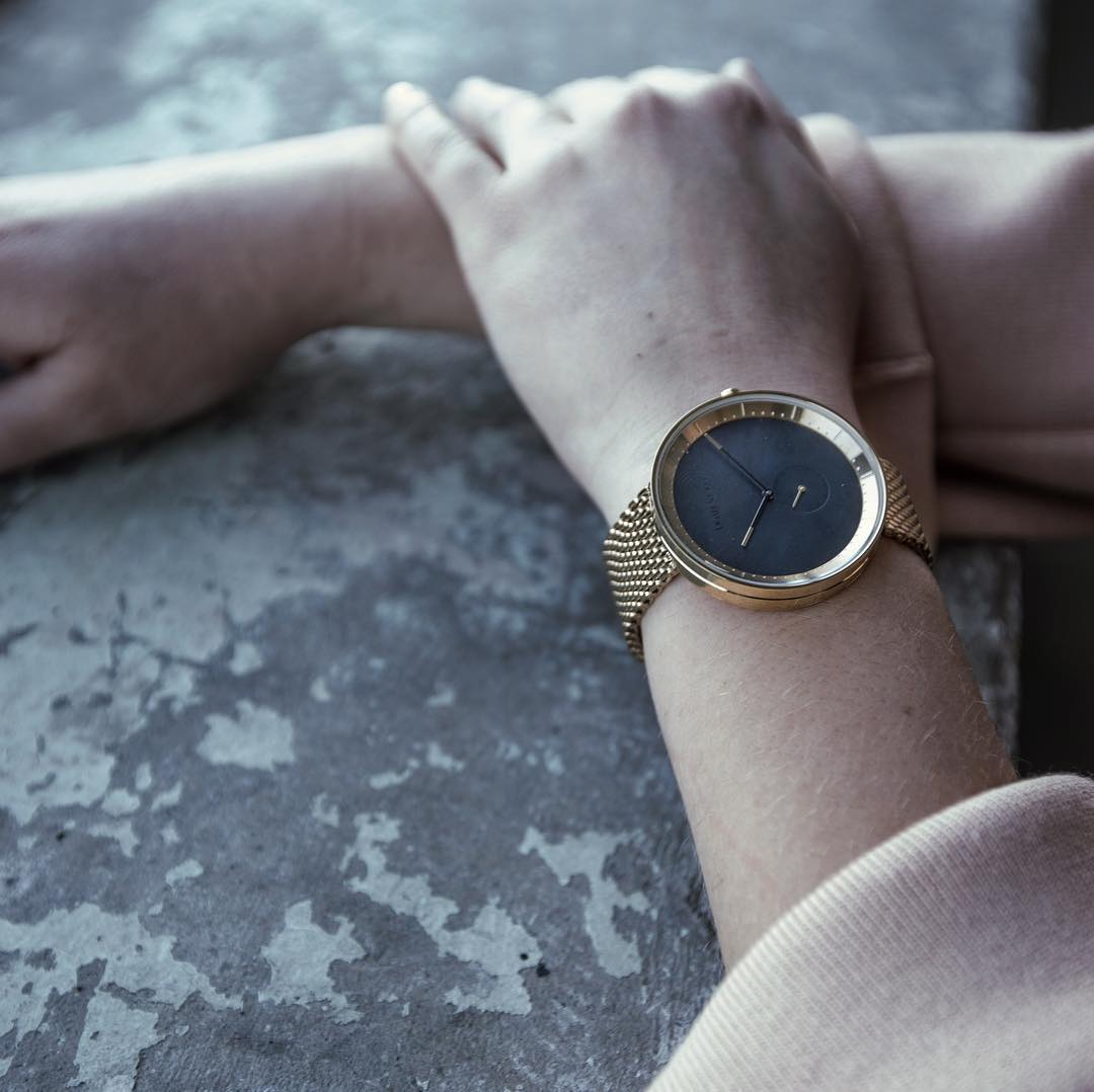 ドメニコー,腕時計
