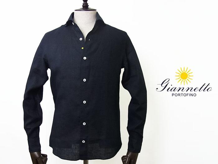 ジャンネット,リネンシャツ