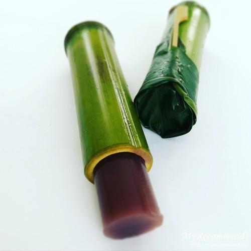 仙太郎,竹ようかん,食べ方