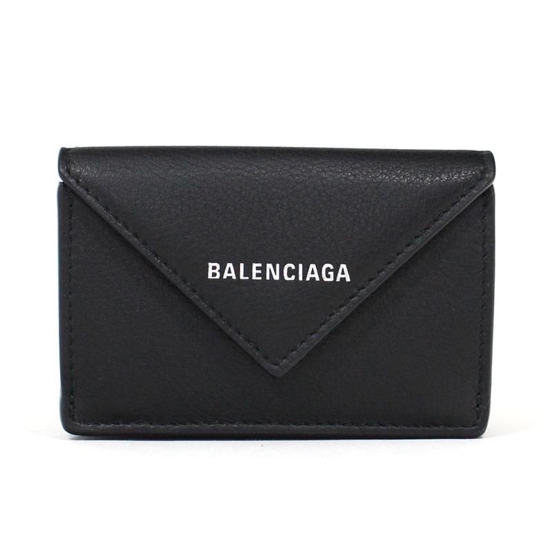 バレンシアガ,3つ折り財布