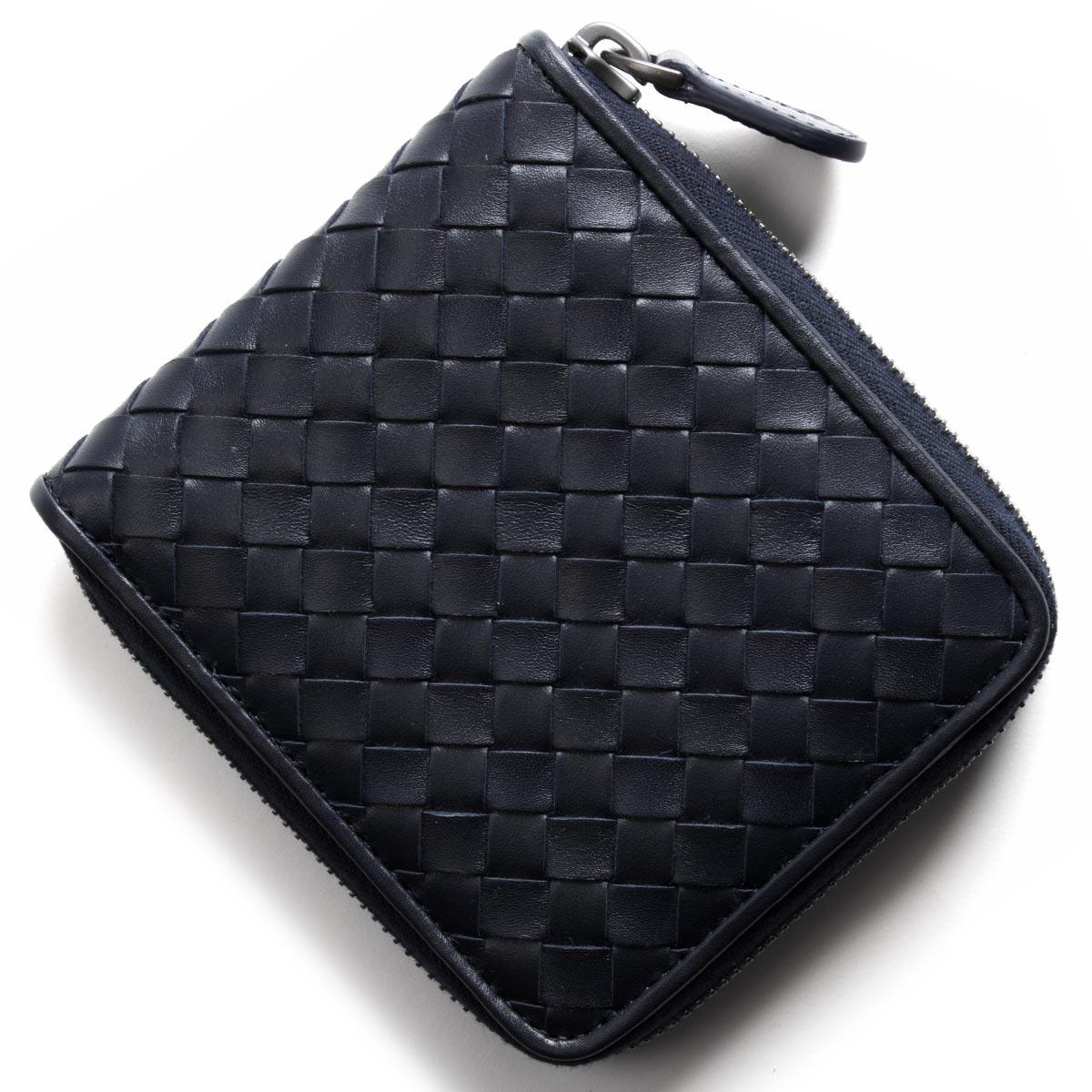 ボッテガヴェネタ,二つ折り財布