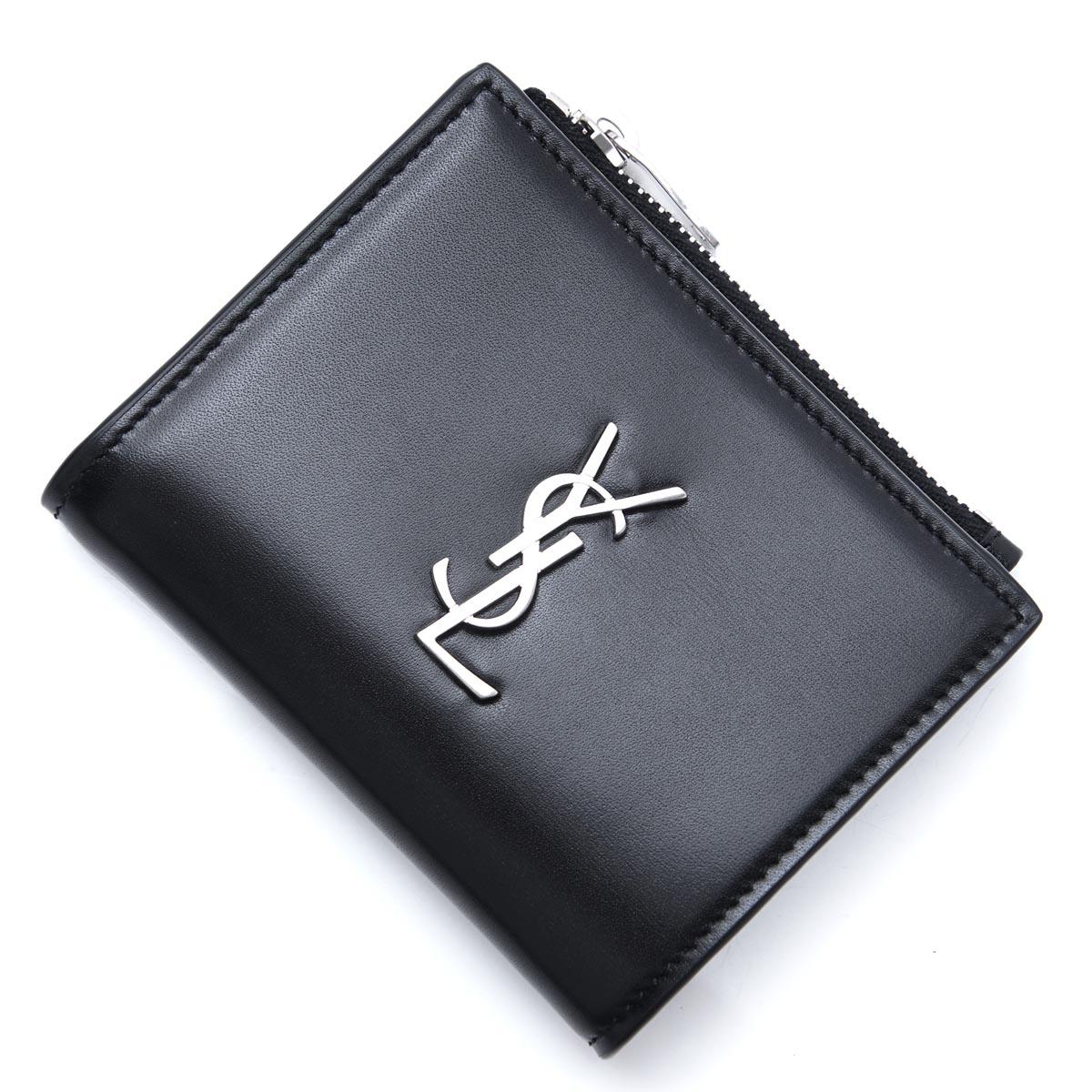 サンローランパリ,2つ折り 財布