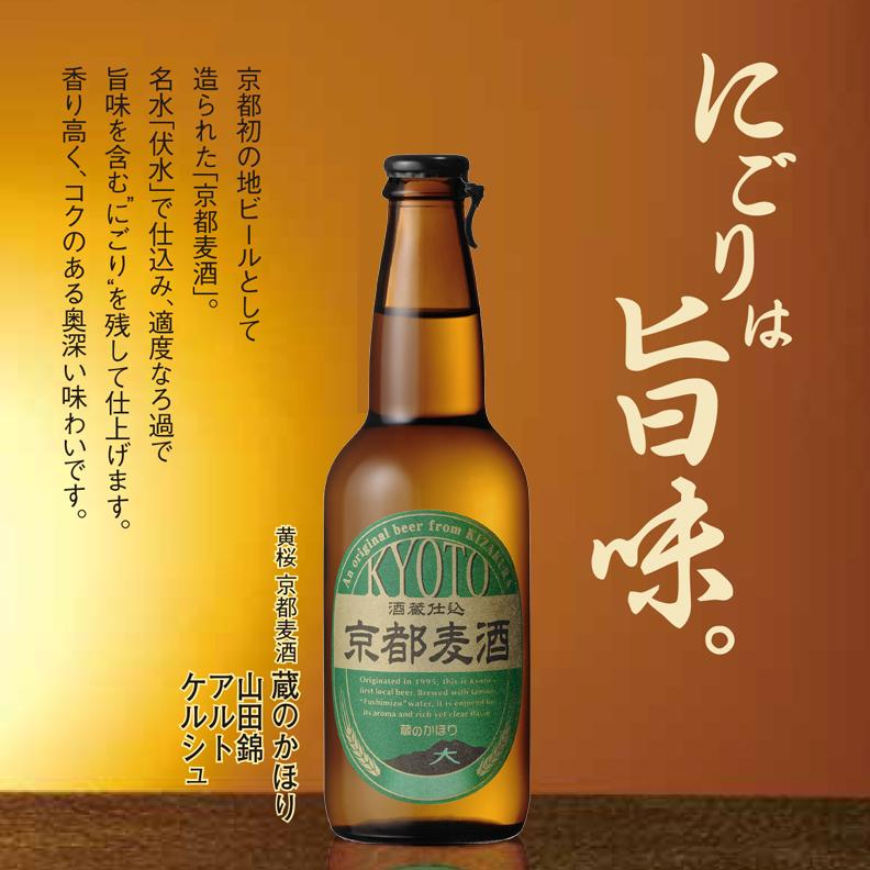黄桜,京都麦酒