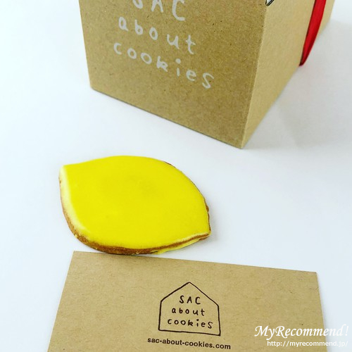 SAC about cookies,レモンクッキー