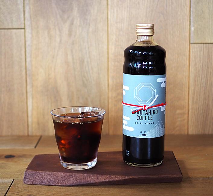 猿田彦珈琲,リキッドアイスコーヒー,瓶入り