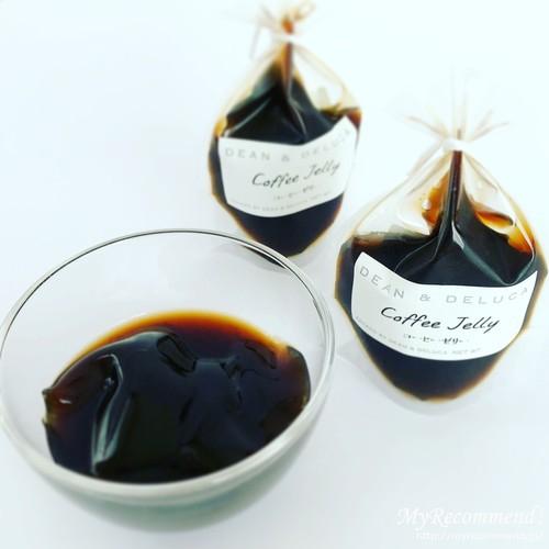 ディーン&デルーカ,コーヒーゼリー