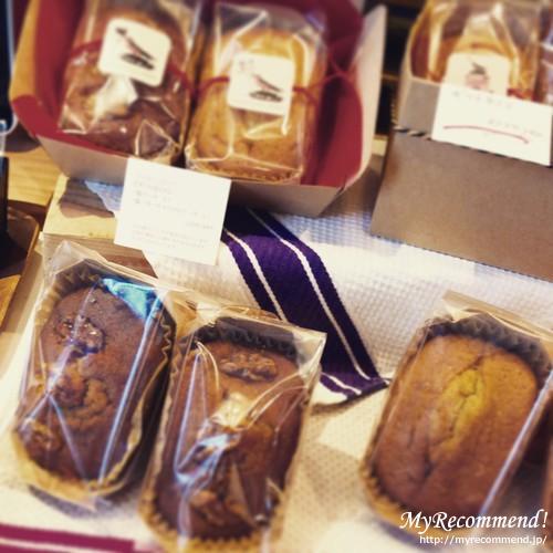 ACOT代々木公園店,塩バターキャラメルケーキ