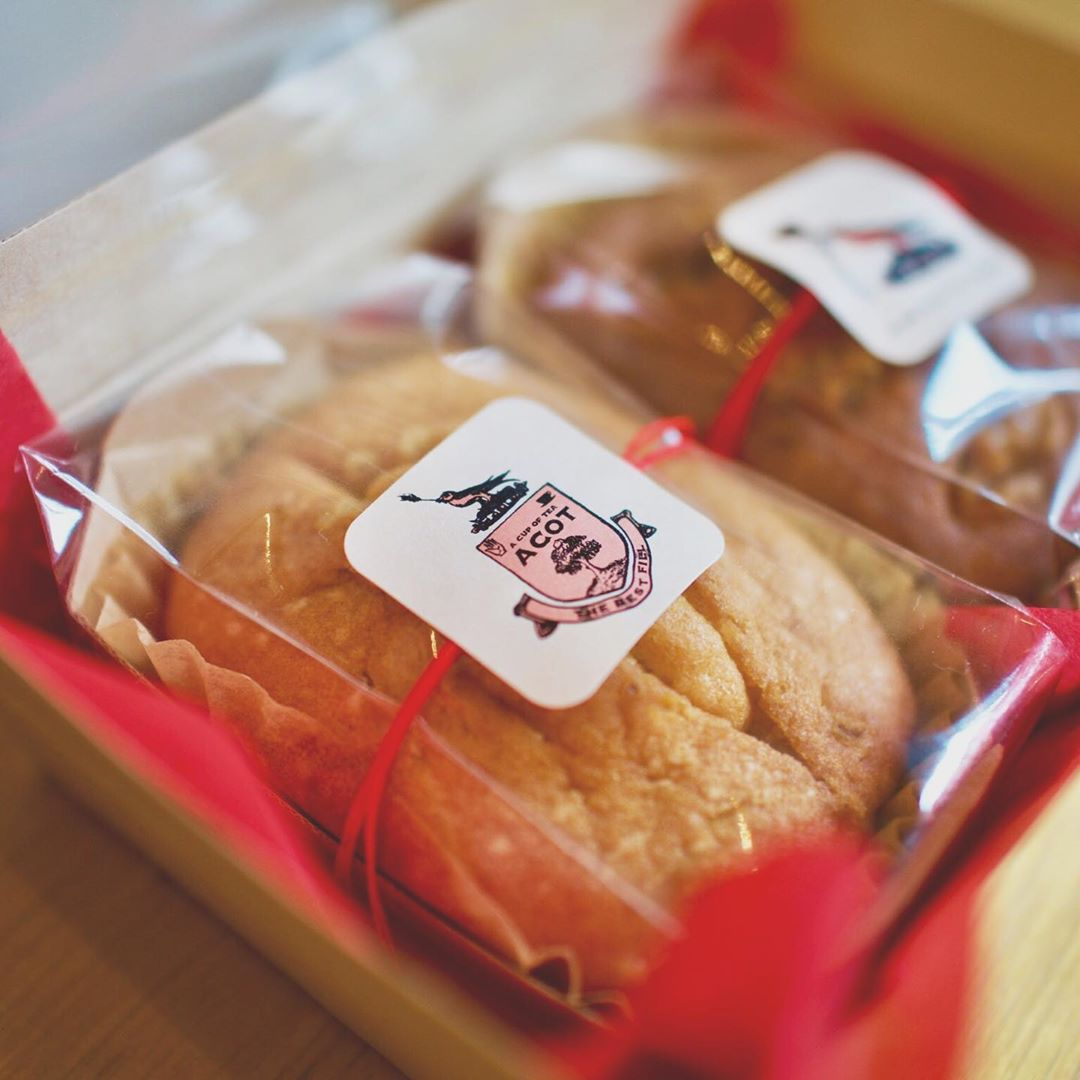 焼き菓子のACOT,塩ケーキ