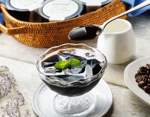 ホテルニューオータニ,SATSUKI コーヒーゼリー