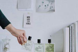 ジャスミンの香りの香水